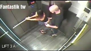 Asansörde öyle Kuyruk Sallarsan Böyle Olur.