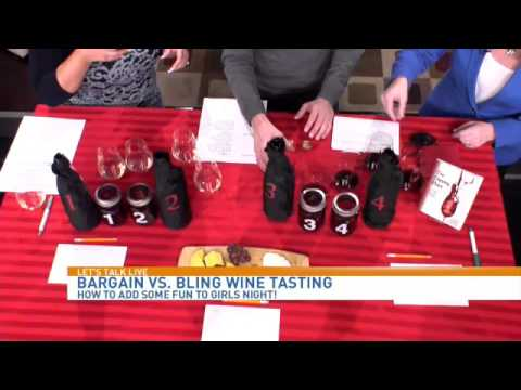 Wine Tasting 101: Host a Blind Wine Tasting Party!