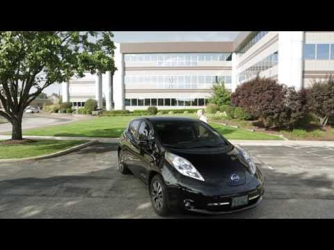 2013 Nissan Leaf SL - Test Drive and Review