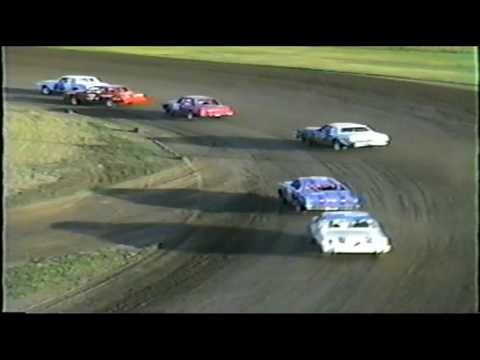 Wakeeney Speedway Sept 2 1995 Hobby Stock Heat 1