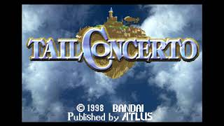 Tail Concerto/テイルコンチェルト (PS1) Complete Soundtrack + Perfect Soundtrack