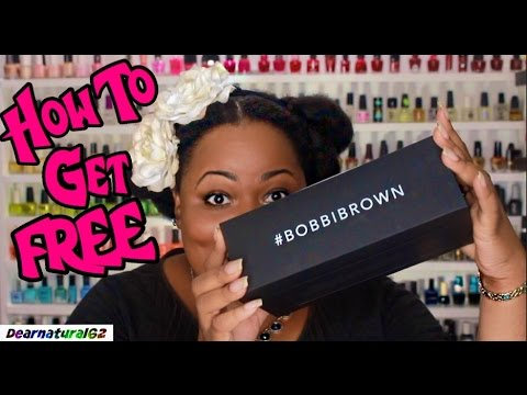 FREE MAKEUP & BEAUTY PRODUCTS | Dearnatural62
