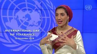 صناع التغيير الشباب يحتفلون باليوم العالمي للتسامح حول العالم، بمقاطع فيديوهات التواصل الاجتماعي