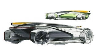 Concept car Sketch & Design
