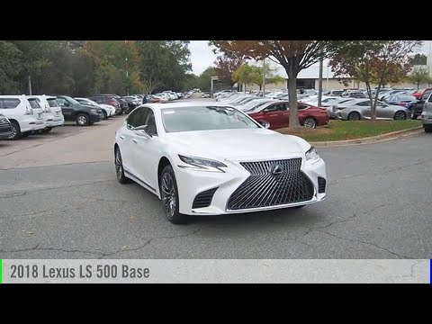 2018 Lexus LS 500 for sale in Raleigh NC
