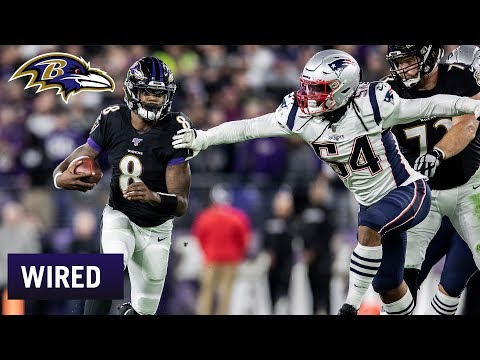 Ravens Wired vs. the Patriots: Make A Statement