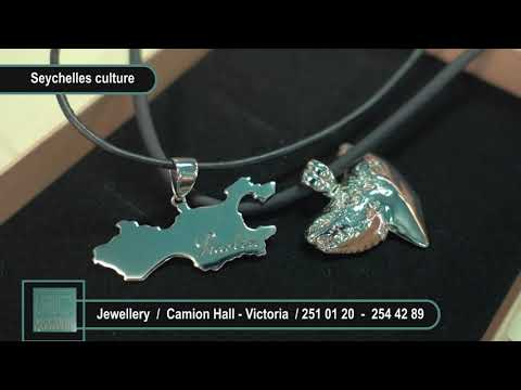 RICCARDO CARBOGNIN - Jewellery - Victoria - Mahe - Seychelle