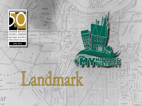 My Historic District - Landmark District