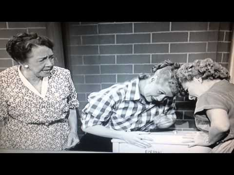 I Love Lucy never do business with friends