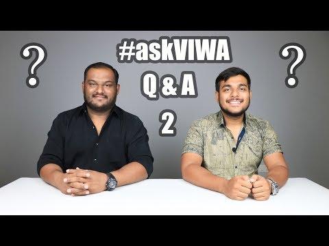 VIWA FOOD WORLD Q & A #2 | #askVIWA