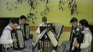 """A. Chaczaturian - Walc """"Maskarada"""" Lermontowa (opr. W. L. Puchnowski) (Ełcki Kwintet Akordeonowy)"""
