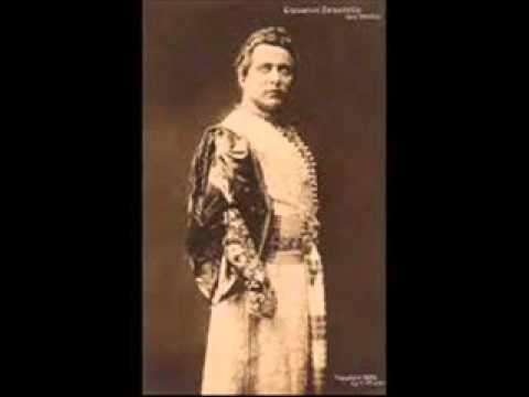"""Giovanni Zenatello, """"Di Quella Pira""""     1909"""