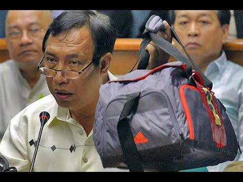 4 ex vice mayor Ernesto Mercado Bag Philippine senate Blue ribbon committee 6/7