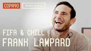 Lampard Reveals Why England Never Won Anything | FIFA and Chill ft. Poet and Vuj
