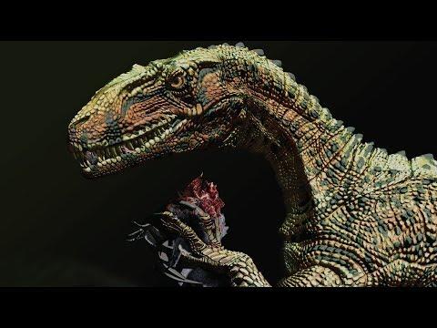 Australian Dinosaurs (Part 1)