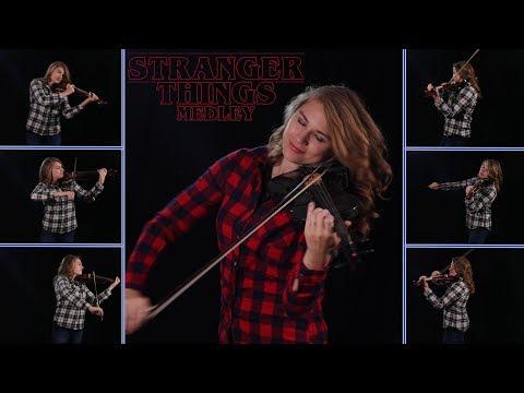 Stranger Things Violin Medley - Taylor Davis (Violin Cover)
