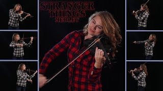 Stranger Things Violin Medley - Taylor Davis (Violin Cover)
