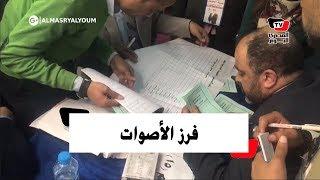 بدء فرز الأصوات في انتخابات نقابة الصحفيين