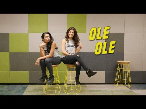 Ole Ole | Yeh Dillagi | Saif Ali Khan | Sasha & Hanisha | Ek 2 Three by Hanisha G