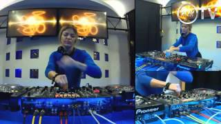 DJ HANNA Live @PLAY TV 18 11 2015