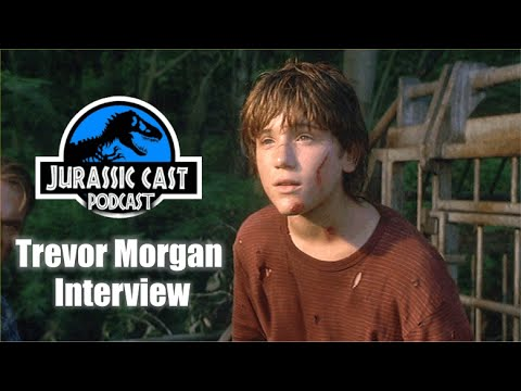 Jurassic Park 3  Trevor Morgan exclusive