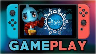 Ginger: Beyond the Crystal | First 25 Minutes | Nintendo Switch