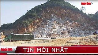 ⚡ Tin mới nhất | Nghệ An: Tạm đình chỉ mỏ đá để xảy ra tai nạn khiến 3 người thương vong