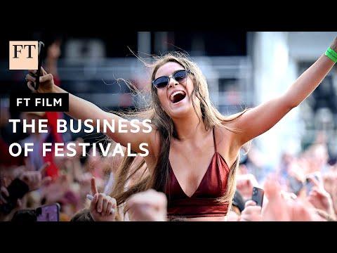Music festivals: a high-risk business   FT Film