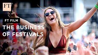 Music festivals: a high-risk business | FT Film