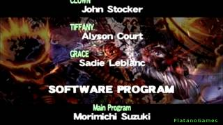 Spawn: In The Demons Hand - End Game Credits - Sega Dreamcast - HD