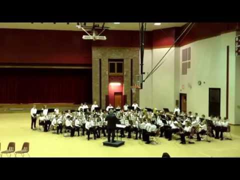 "Prattville Junior High School Christmas Concert | ""Winter Celebration"""