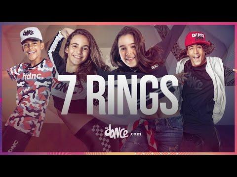 7 Rings - Ariana Grande Coreografia  Dance