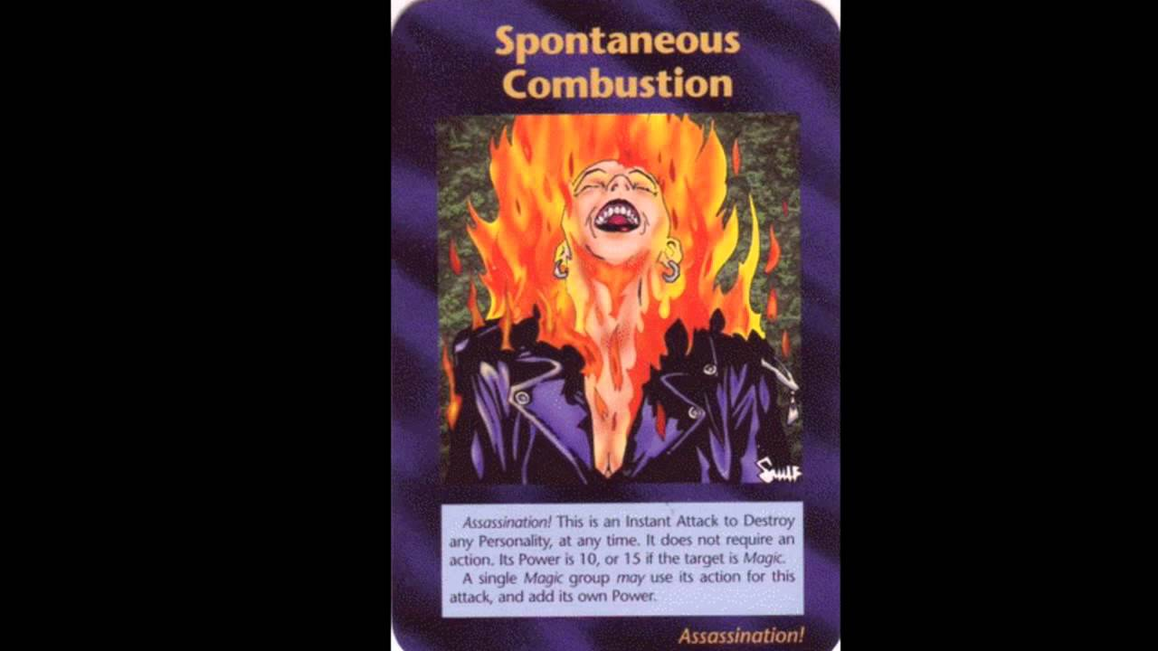 Illuminati Card Game 1995 (526 Cards) - part 3