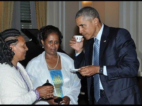 Obama Visit Ethiopia