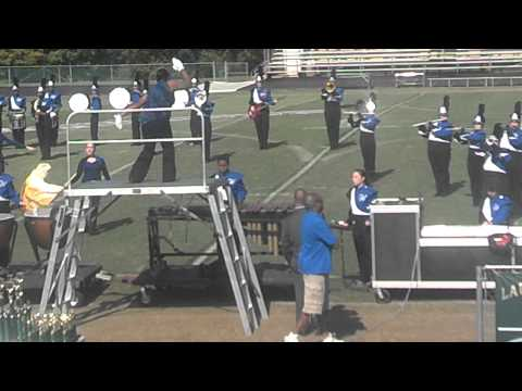 Woodmont High School Band Competition crazy train