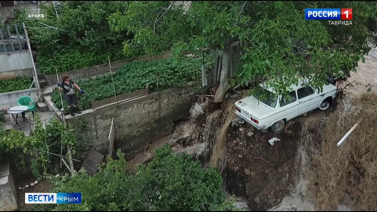 Пострадавшим от наводнения крымчанам купят автомобили