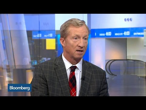 Why Tom Steyer Stopped Investing 'Cold Turkey'