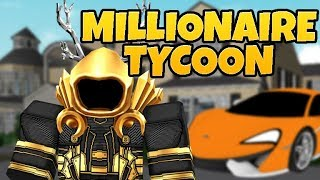 ROBLOX MILLION AIR TYCOON! | WARNING: BLOOD!!!