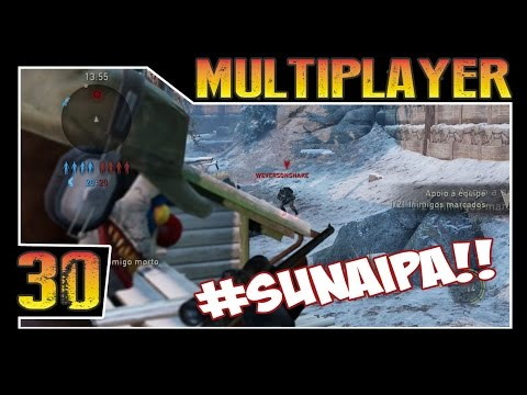 The Last of Us Remastered - Multiplayer Parte 30 - Negão da #Sunaipa ▄︻̷̿┻̿═━一