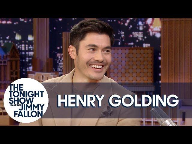 Henry Golding Is a Bad Instagram Husband