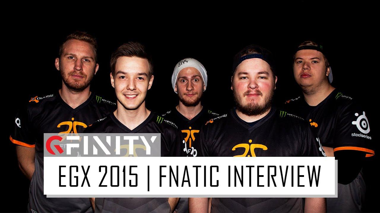 Fnatic Cs Go Team