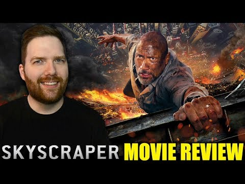 Skyscraper - Movie Review
