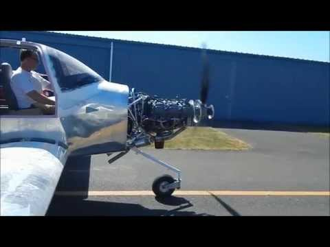 EFII RV-10 First Engine Start