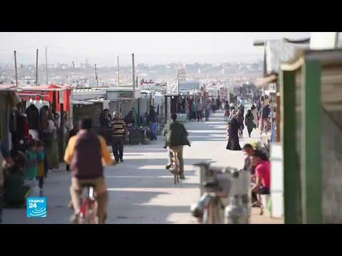 كيف ينظر اللاجئون السوريون في مخيم الزعتري لإعادة فتح المعبر الحدودي؟  - 17:55-2018 / 10 / 17