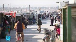 كيف ينظر اللاجئون السوريون في مخيم الزعتري لإعادة فتح المعبر الحدودي؟
