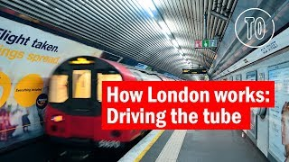 How to drive a Metropolitan Line train | City Secrets | Time Out