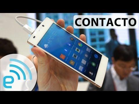 Gionee Elife S5.5, el móvil más fino del mundo | Engadget en español