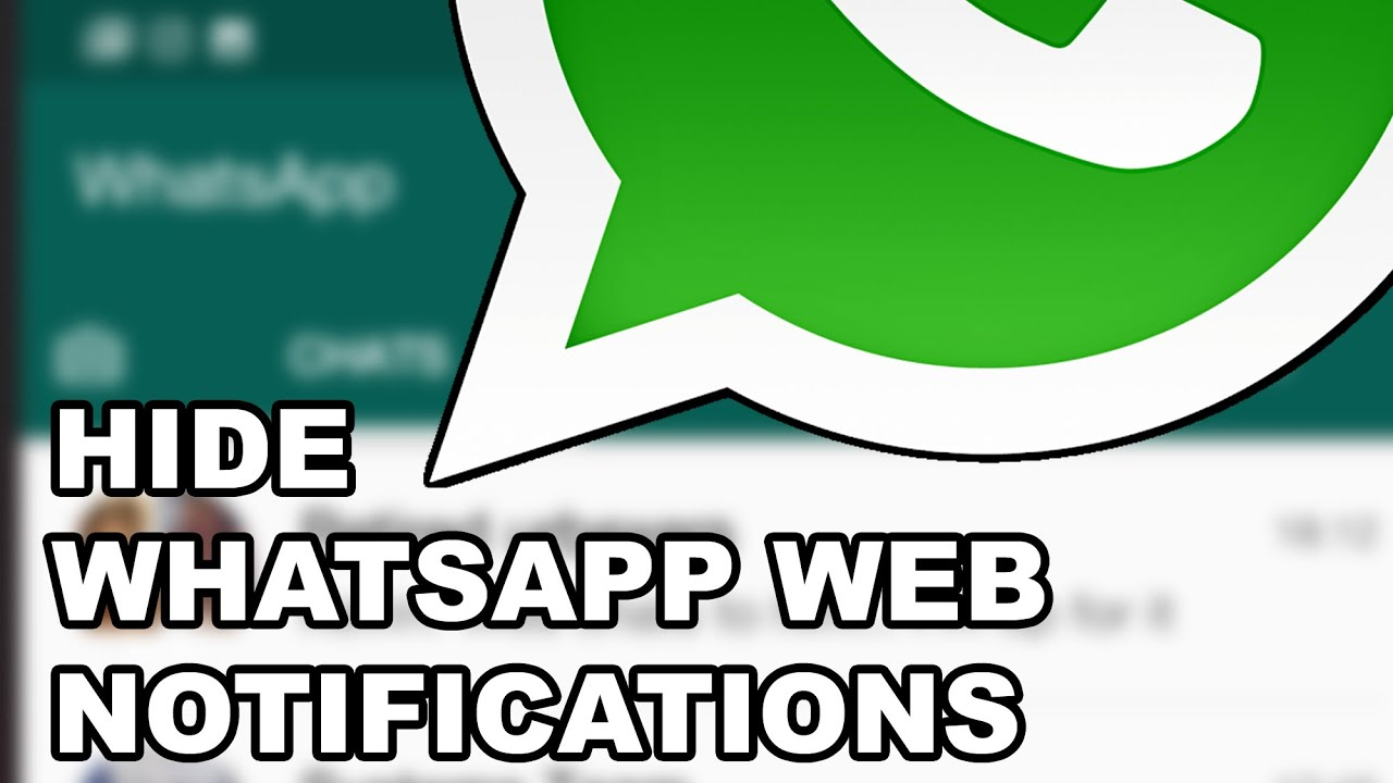 Android Tips Hide Minimise The Always On Whatsapp Web Notification