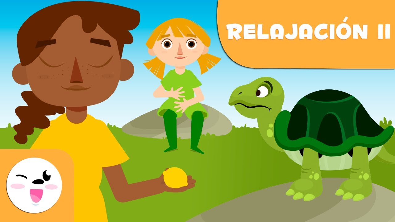 Relajación para niños - Método de Koeppen II - YouTube