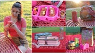 Healthy School Lunch Ideas + GIVEAWAY!!!